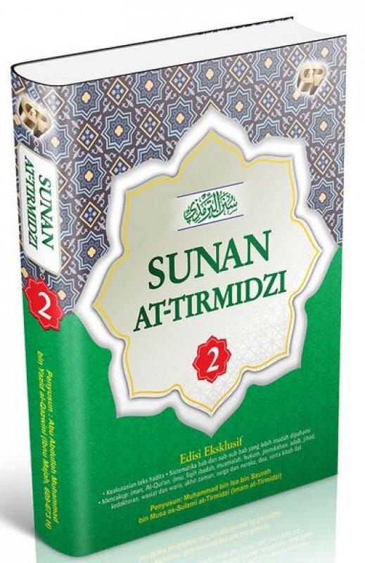 Cover Buku Sunan At Tirmidzi Jilid 2 (HC)
