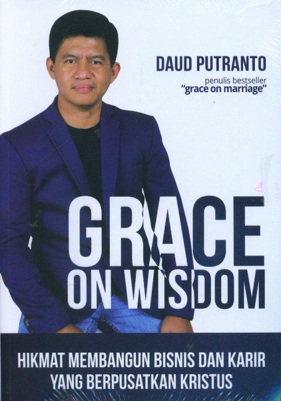 Cover Buku Grace on Wisdom