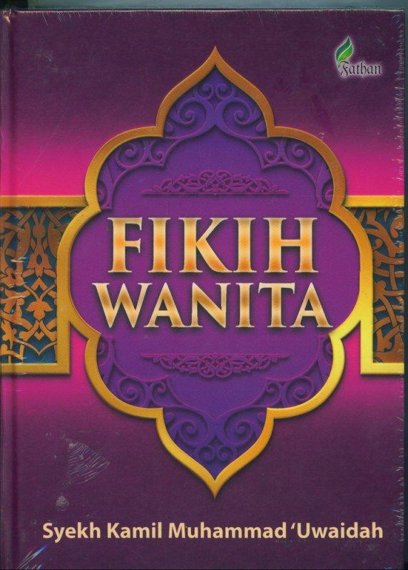 Cover Buku Fikih Wanita (HC)