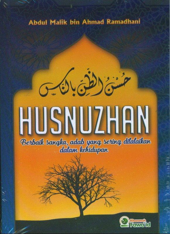 Cover Buku HUSNUZHAN