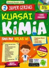 Super Cerdas Kuasai Kimia SMA/MA Kelas XI (Bonus CD CBT)