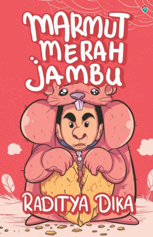 Cover Buku Marmut Merah Jambu (Akan Terbit Agustus 2017)