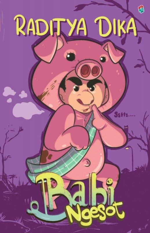 Cover Buku Babi Ngesot