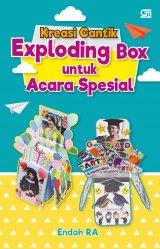 Kreasi Cantik Exploding Boxes untuk Acara Spesial