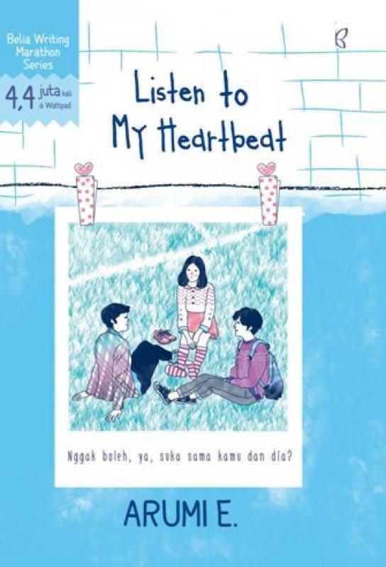 Cover Buku Listen to My Heartbeat