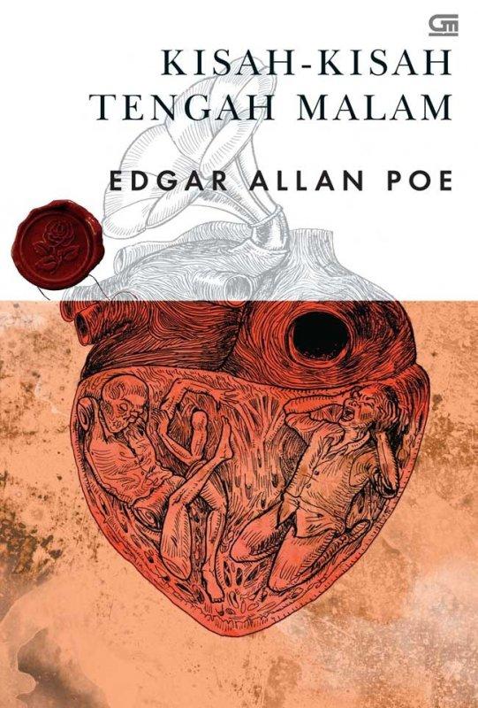 Cover Buku Kisah-Kisah Tengah Malam (Tales of Mystery And Teror)