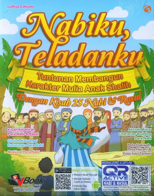 Cover Buku Nabiku Teladanku