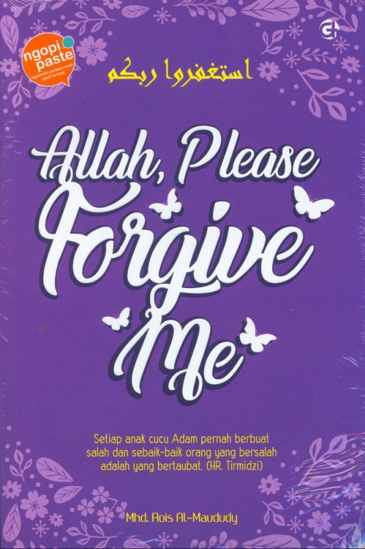 Cover Allah, Please Forgive Me