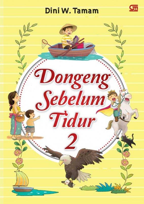 Cover Buku Dongeng Sebelum Tidur 2
