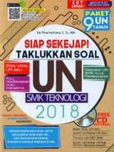Siap Sekejap! Taklukkan Soal UN SMK TEKNOLOGI 2018 FREE CD