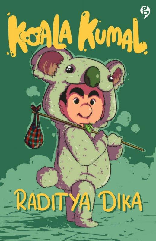 Cover Buku Koala Kumal (Edisi Revisi) (Promo Best Book)