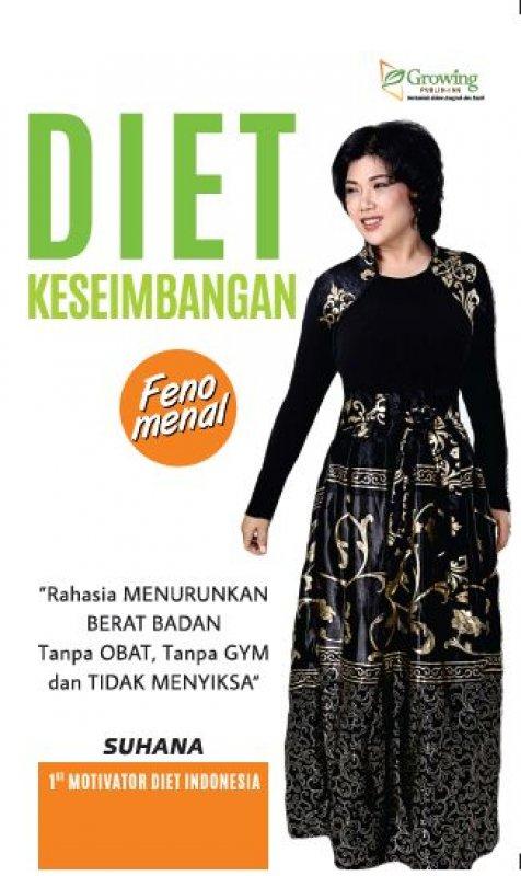 Cover Buku Diet Keseimbangan