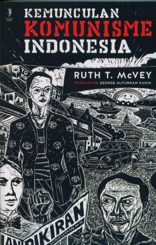 Cover Buku Kemunculan Komunisme Indonesia (Cover Baru)