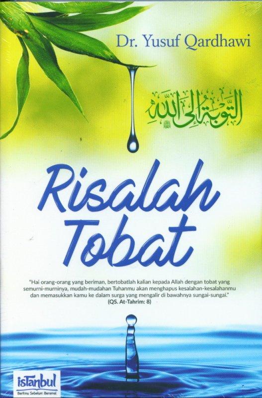 Cover Buku Risalah Tobat