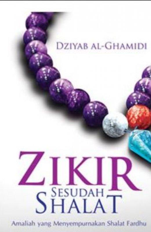 Cover Buku Zikir Sesudah Shalat (BK)