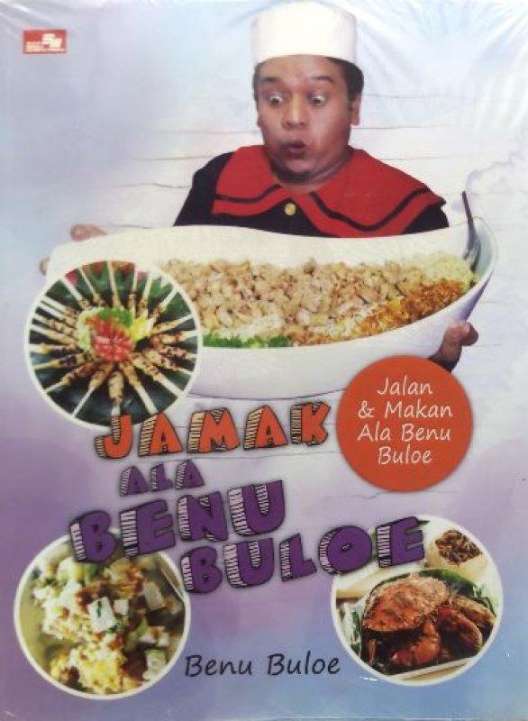 Cover Buku Jamak ala Benu Buloe  (Disc 50%)