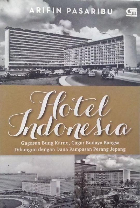 Cover Buku Hotel Indonesia