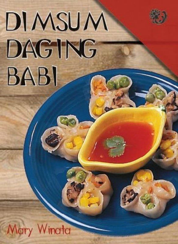 Cover Buku Dimsum Daging Babi (Disc 50%)