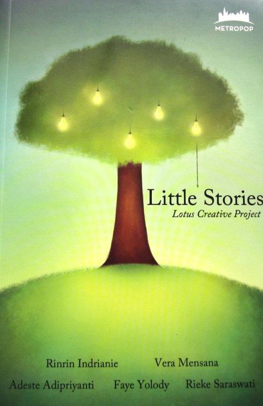 Cover Buku Little Stories