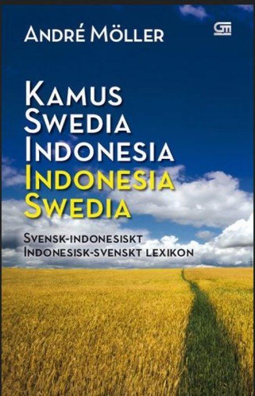 Cover Buku Kamus Swedia - Indonesia / Indonesia - Swedia (Disc 50%)