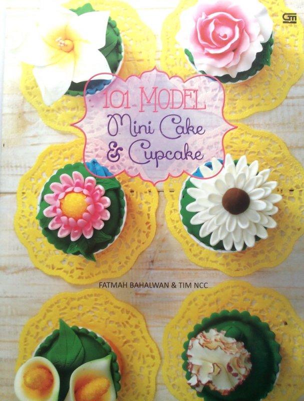 Cover Buku 101 Model Mini Cake & Cupcake