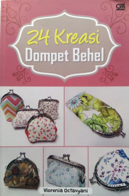 Cover Buku 24 Kreasi Dompet Behel
