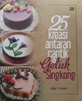 25 Kreasi Antaran Cantik dari Getuk Singkong