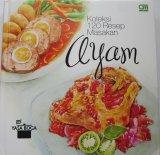 Koleksi 120 Resep Masakan Ayam (HC)