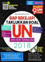 Siap Sekejap! Taklukkan Soal Un Smk Non Teknologi 2018 + CD
