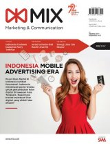 Majalah MIX Marketing Communications Edisi 08 | Agustus - September 2017
