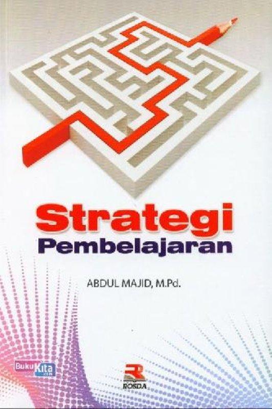 Cover Buku Strategi Pembelajaran (BK)