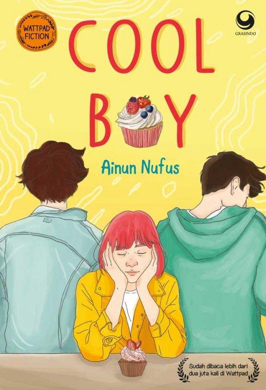 Cover Buku Cool Boy