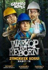 WARKOP DKI REBORN: Jangkrik Boss! PART #2 Edisi Graphic Novel