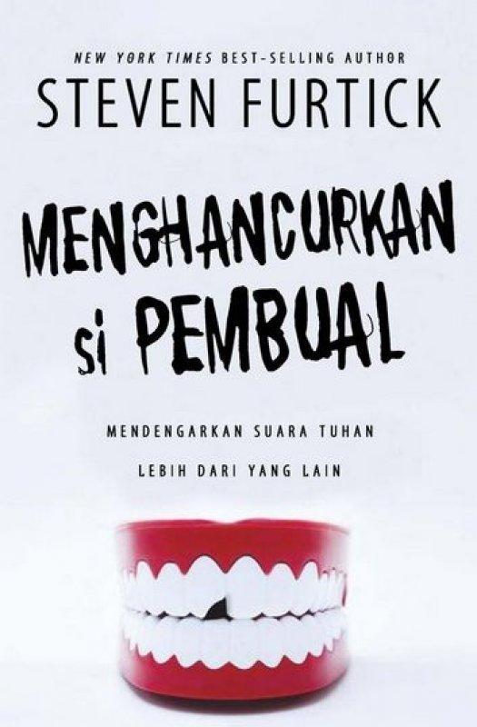 Cover Buku Menghancurkan si Pembual