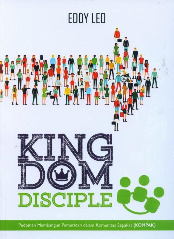 Cover Buku Kingdom Disciple