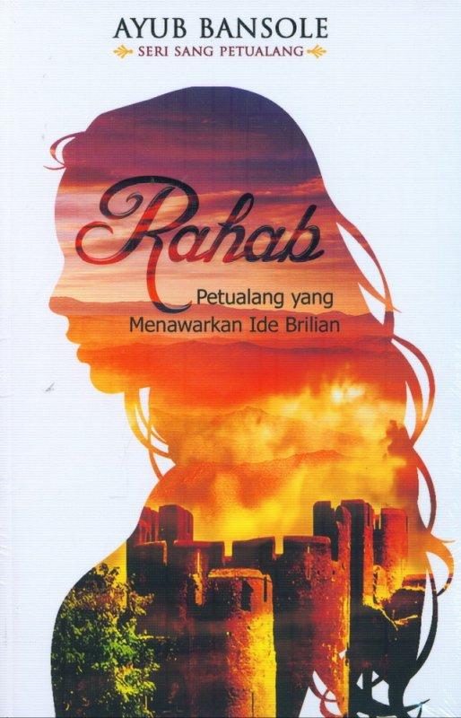 Cover Buku Rahab: Petualang yang Menawarkan Ide Brilian