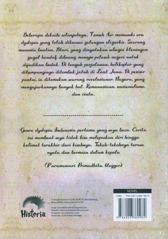Cover Belakang Buku Kersik Luai