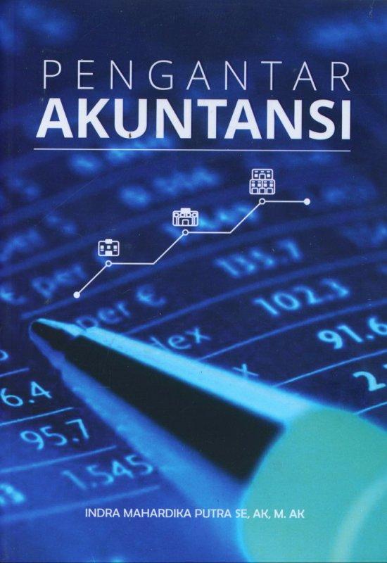 Cover Buku Pengantar Akuntansi