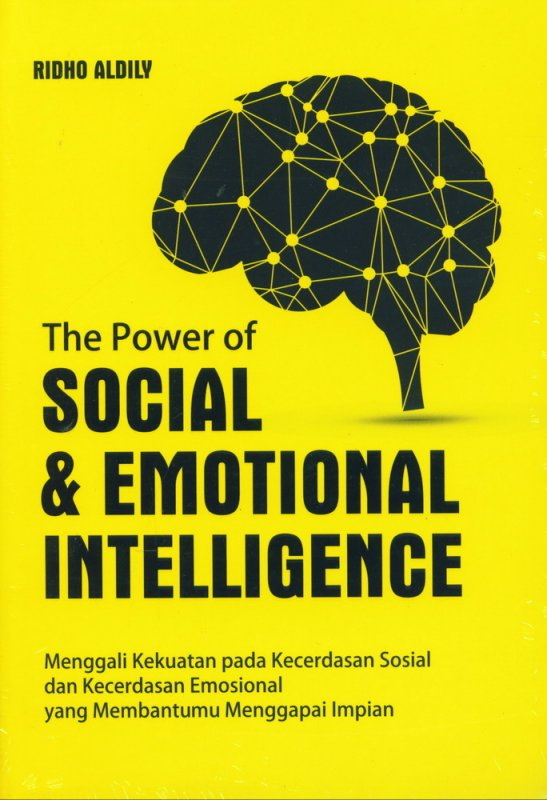 Cover Buku The Power of Social & Emotional Intelligence