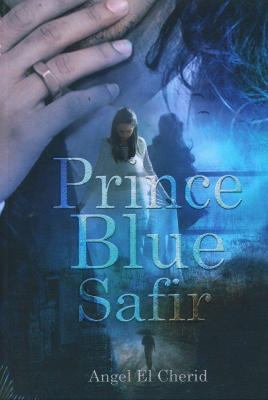 Cover Buku Prince Blue Safir