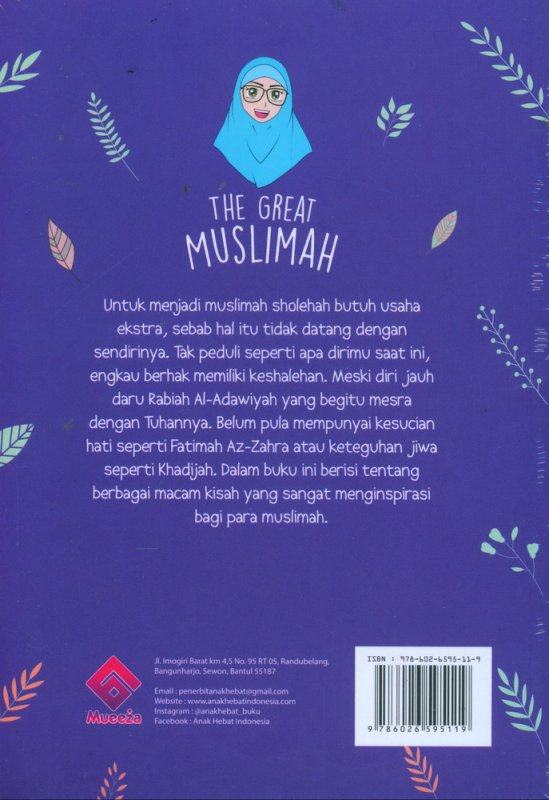 Cover The Great Muslimah