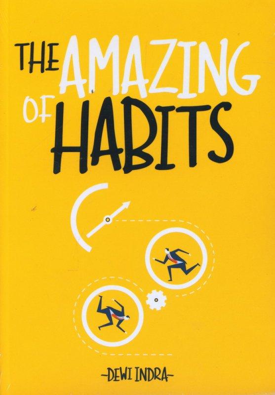 Cover Buku The Amazing of Habits