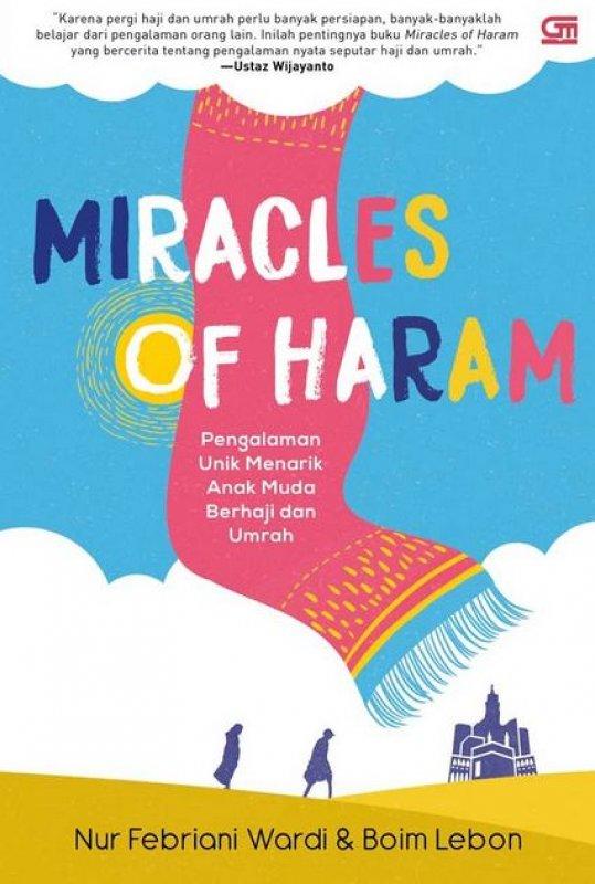 Cover Buku Miracles of Haram