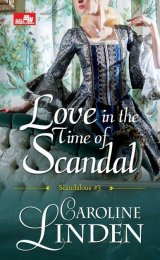 HR: Love in The Time of Scandal