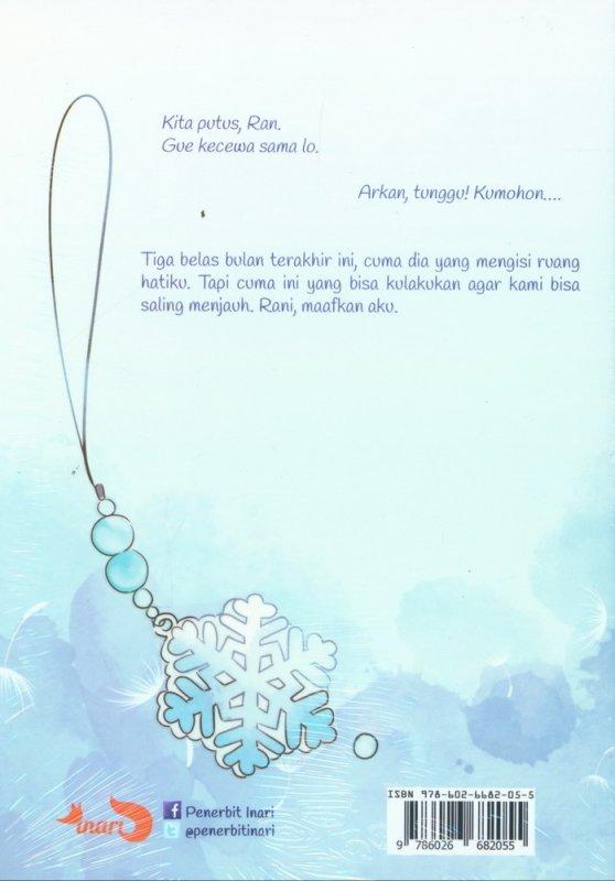 Cover Belakang Buku Komik Serendipity 01