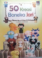 50 Kreasi Boneka Jari (Disc 50%)