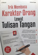 Trik Membaca Karakter Orang Lewat Tulisan Tangan (Disc 50%)