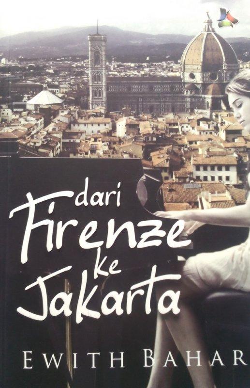 Cover Buku Dari Firenze ke Jakarta (Disc 50%)