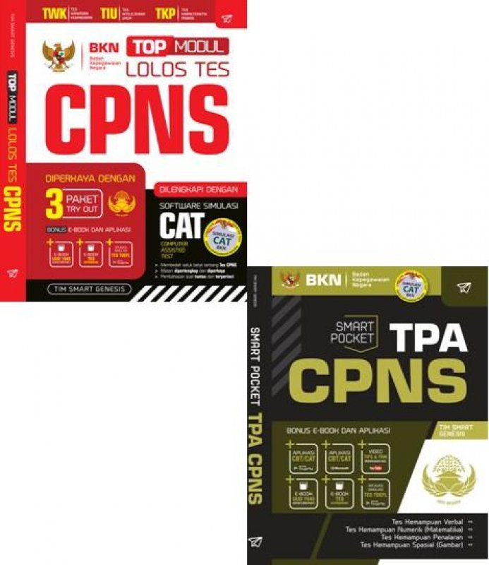 Cover Buku PAKET Special Offer CPNS