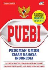PUEBI (Pedoman Umum Ejaan Bahasa Indonesia)